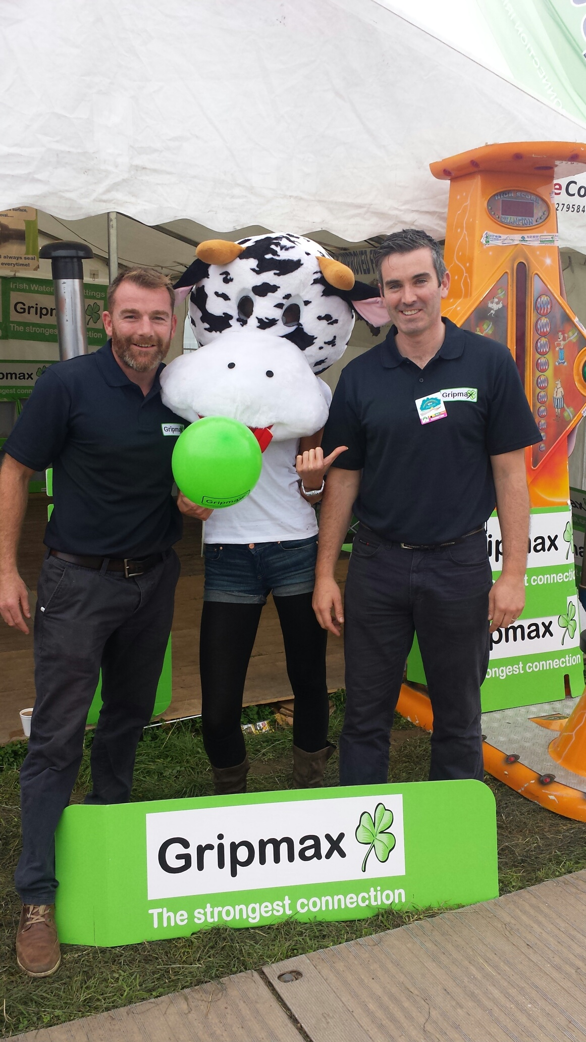 Gripmax @ The Ploughing