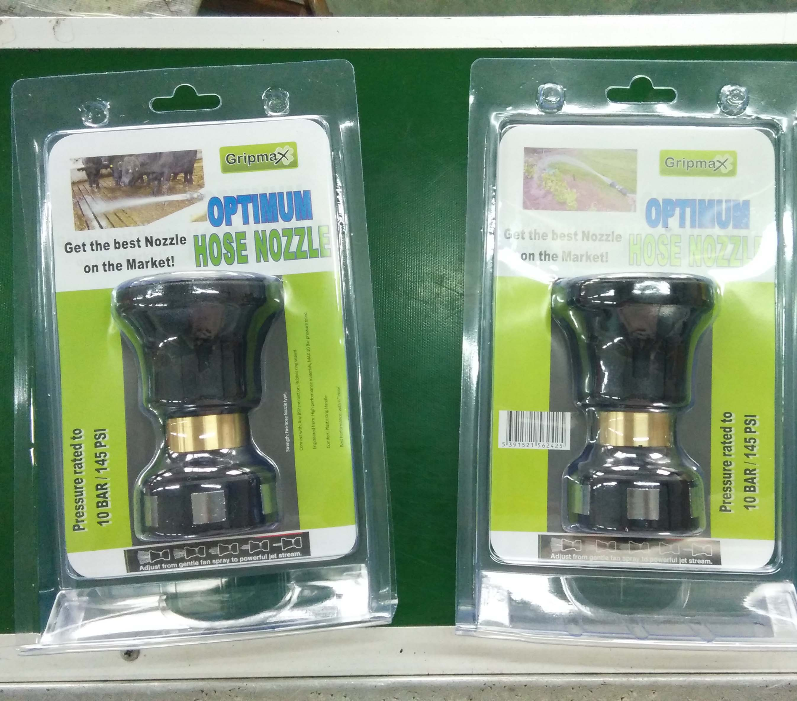 Heavy Duty Hose Nozzle