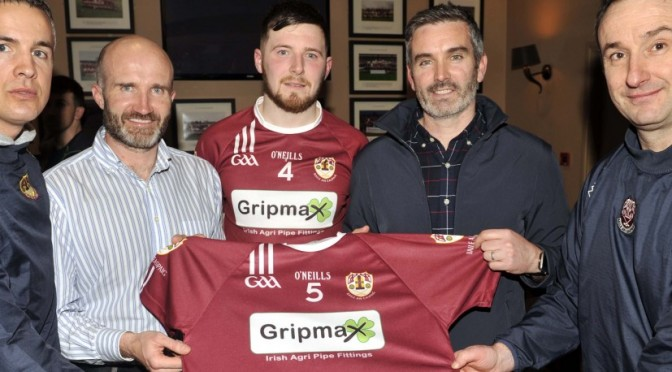 Delighted to Sponsor the Bishopstown Senior Hurlers for 2017 and beyond!!