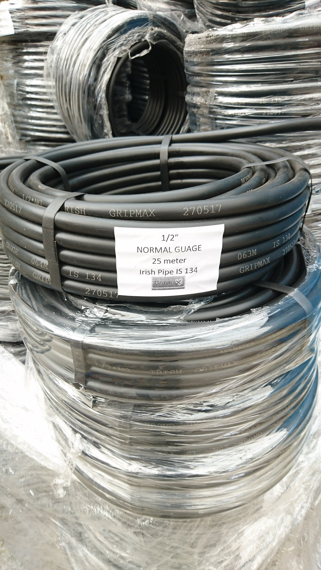 25 meter coils now available